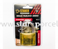 32mm STARCO BRASS PADLOCK SERIES Locks Locks & Safety Hardware