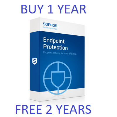 Sophos Central Endpoint Protection (12 + 24 Months)
