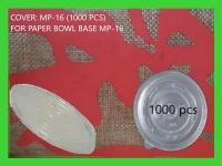 PAPER BOWL COVER MP-16 (1000 PCS)