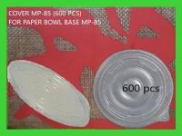 PAPER BOWL COVER MP-85 (600 PCS)