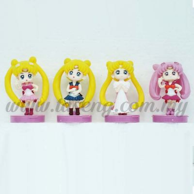 Sailor Moon 4pcs (DC2-SLM)