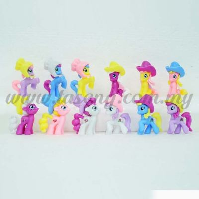 Pony*Hat 12pcs (DC2-PNH)
