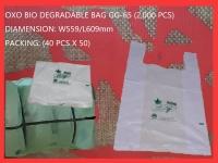 OXO BIO DEGRADABLE BAG GG-65 (2,000 PCS)