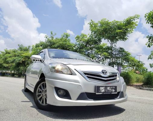 2012 Toyota Vios G Limited 1.5