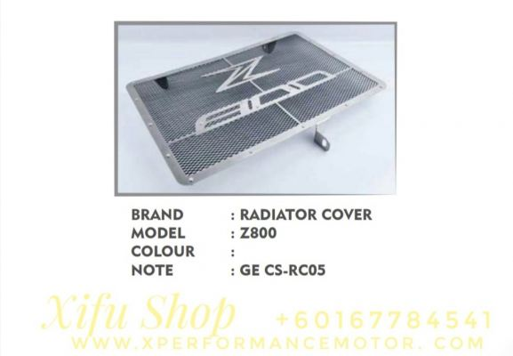 RADIATOR COOLANT NET ACCESSORIES KAWASAKI Z800 CS-RC05