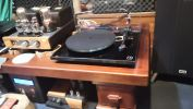 Rega phono with dust Cover. Phono (Turn table)