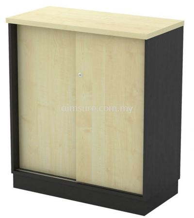 Low cabinet with sliding door 910H
