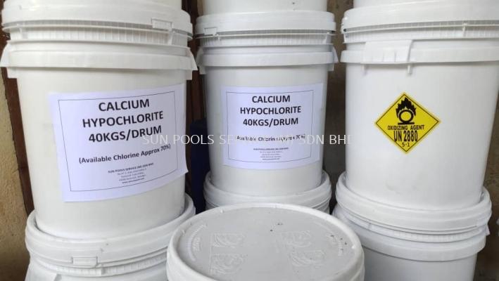 Calcium Hypochlorite 40KG