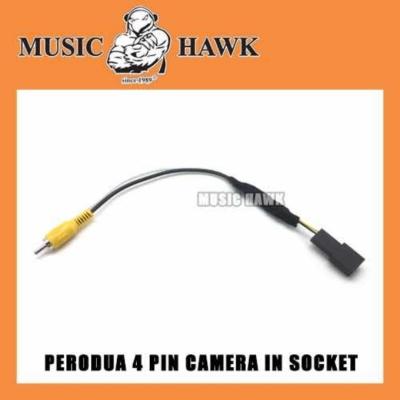 perodua 4pin camera in socket