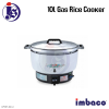 Imbaco 10L Gas Rice Cooker GF20Y-10L-A Rice Cooker Kitchen Appliances