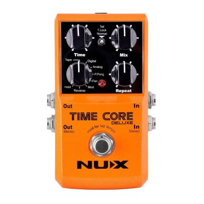 Nux Time Core Guitar Effect Pedals