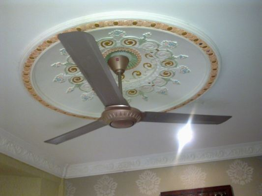 Plaster Ceiling Dome