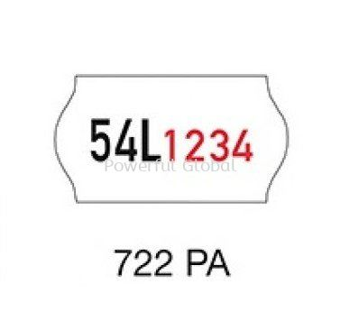METO Garment Textile Labels PA722
