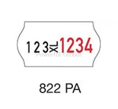 METO Garment Textile Labels PA822