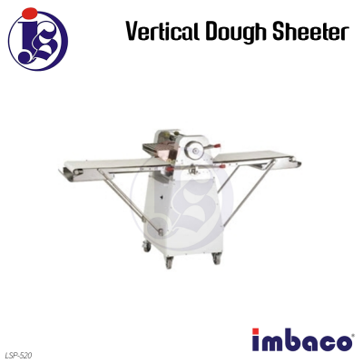 Imbaco Vertical Dough Sheeter LSP-520