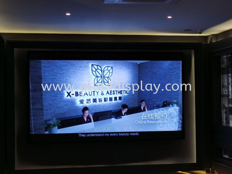 X-Beauty & Aesthetic @Petaling Jaya OUR DONE PROJECT