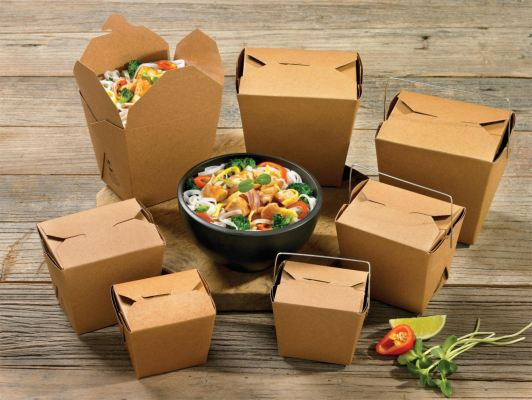 Kraft Paper Food Packaging