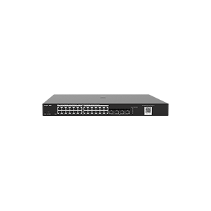 RG-NBS3100-24GT4SFP-P. Ruijie 24-Port Gigabit L2 Managed POE+ Switch. #AIASIA Connect