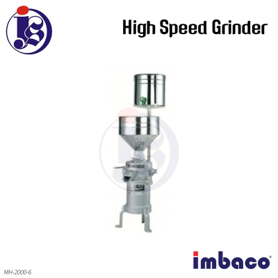 Imbaco High Speed Grinder MH-2000-6 (Made in Taiwan)