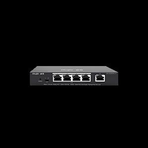 RG-ES205GC-P. Ruijie 5-Port Gigabit Cloud Managed POE+ Switch. #AIASIA Connect