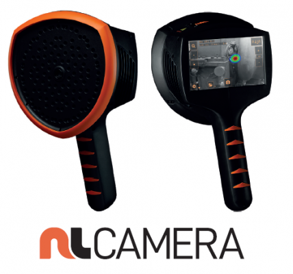 NL Acoustic camera for Partial Discharge (90019000-P001)