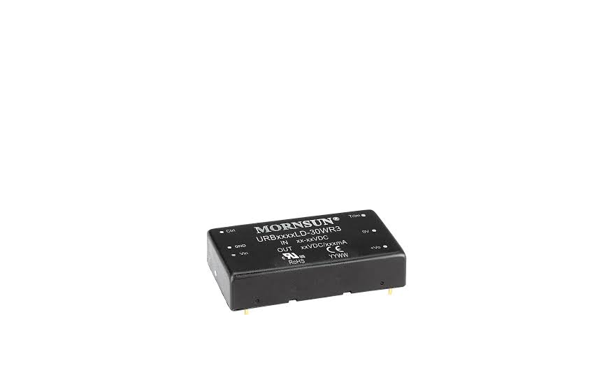 Metal package DC/DC converter URB_LD-30WR3
