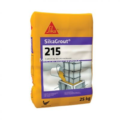 SIKA NON SHRINK GROUT 215