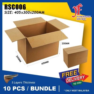 RSC006 405X300X200MM 10PCS