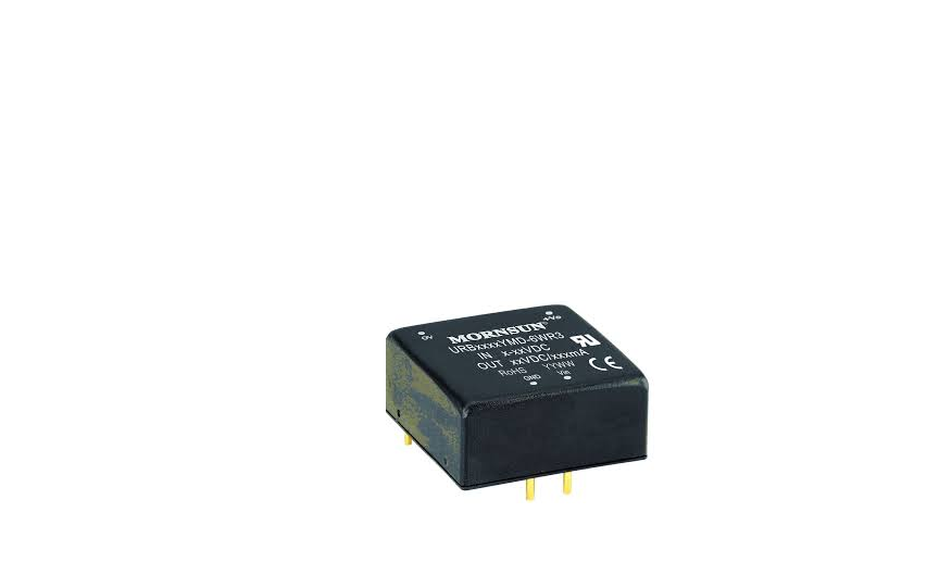 "1""x1"" metal package DC/DC converter URA_YMD-6WR3"