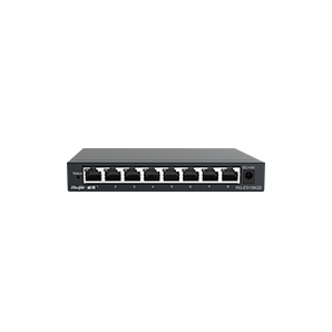 RG-ES108GD. Ruijie 8-Port Gigabit Unmanaged Metal Switch. #AIASIA Connect