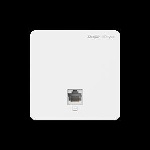 RG-RAP1200(F). Ruijie Wi-Fi 5 Wave2 Daul-band Wall AP. #AIASIA Connect