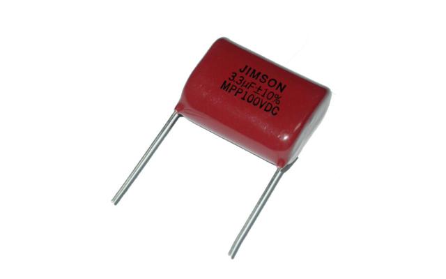 Jimson MPP(CBB21) Metalized Polypropylene Film Capacitor (Coating)