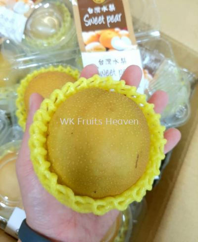 Taiwan Sweet Pear (12 x 2pcs)