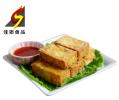 CRISPY SEAFOOD BEANCURD 脆皮海鲜豆腐 Fry Dim Sum