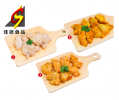 TERIYAKI CHICKEN NUGGET 日式鸡柳 (500GX1) (1) Fry Dim Sum