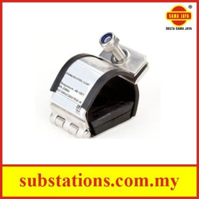 Stainless Steel Single Cable Cleats
