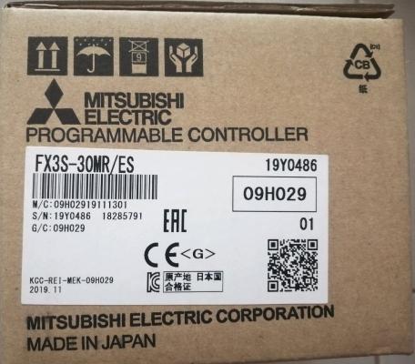 FX3S-30MR/ES