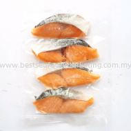 Salmon Kirimi Cut / 三文鱼片 (sold per pack)