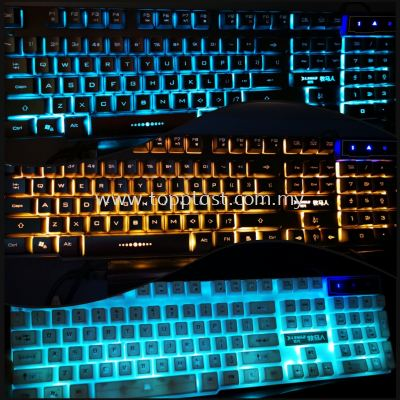 Keyboard Light Blind