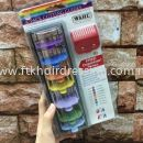 WAHL Pro Colour-Coded 8-Pcs Attachment Combs (3170-500)