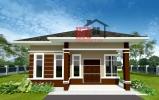 BANGLO SETINGKAT, KG POKOK TAI PROJECT UNDER CONSTRUCTION