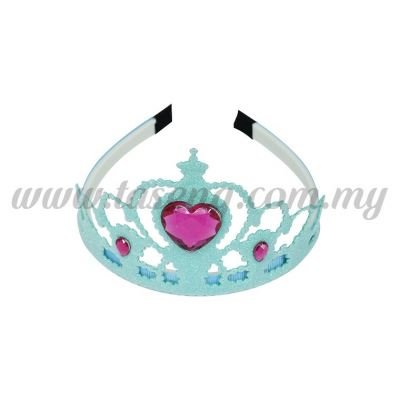 Hairband 4 DIAMOND CROWN *BLUE (DU-HB4-B)