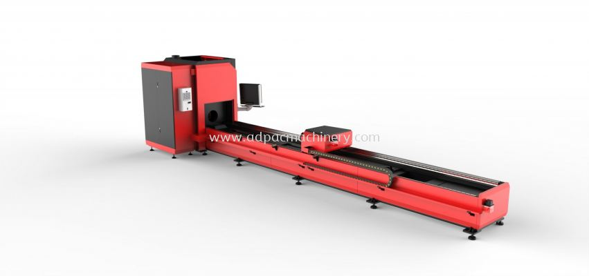 Automatic Laser Pipe / Tube Cutting Machine