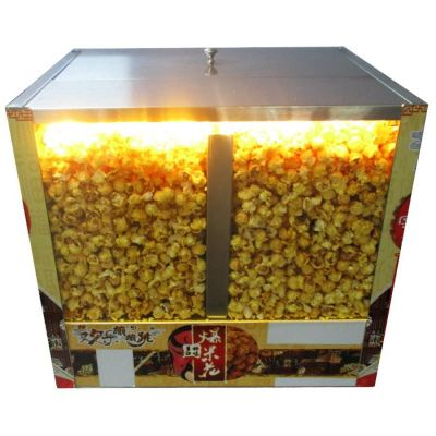 POP CORN WARMER BOX TWO CELL