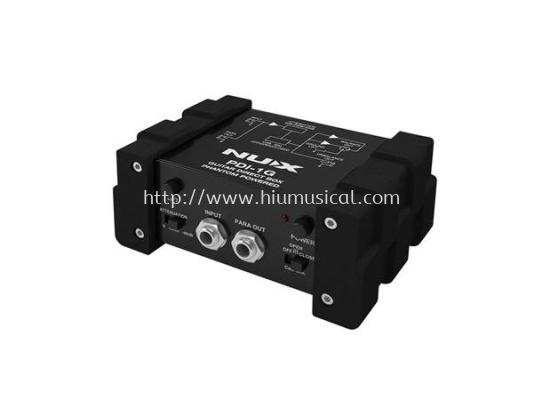 Nux PDI-1G Guitar Direct Box Phantom Powered