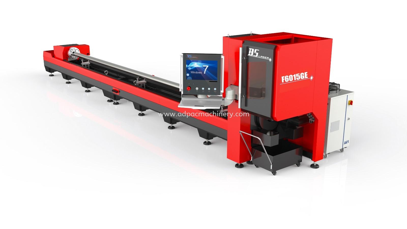 Semi-Automatic Laser Pipe Cutting Machine