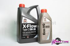 COMMA FULLY SYNTHETIC MOTOR OIL