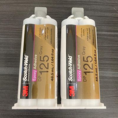 3M Scotch Weld Epoxy Adhesive DP125