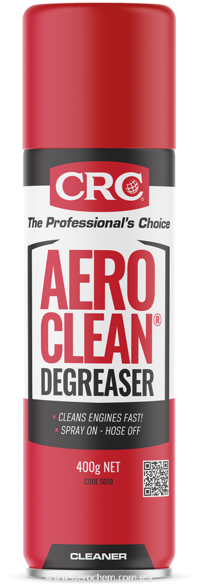 CRC AEROCLEAN DEGREASER 5070