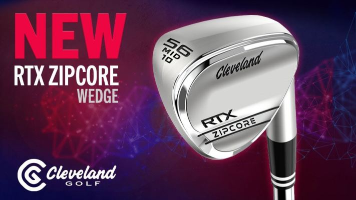 CLEVELAND RTX ZIPCORE WEDGE 62 Degrees LOW Bounce 6